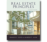 Real Estate Principles book